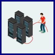 運用・保守を考慮したサーバ・ネットワーク構築